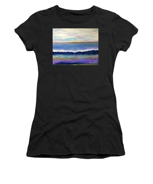 Tranquil Seas Women's T-Shirt