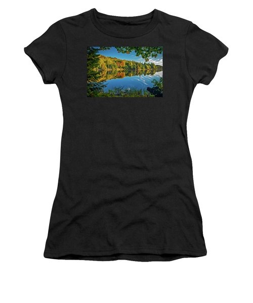 Tranquillity  Women's T-Shirt (Athletic Fit)