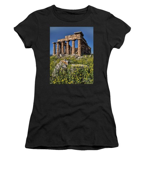 Trapani, Sicily Women's T-Shirt (Athletic Fit)
