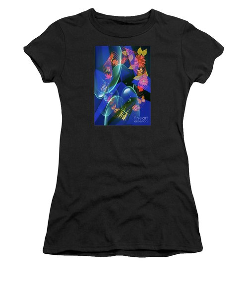Trapped Women's T-Shirt (Athletic Fit)