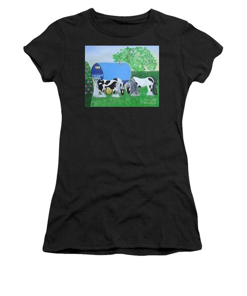 Travelling Light Women's T-Shirt