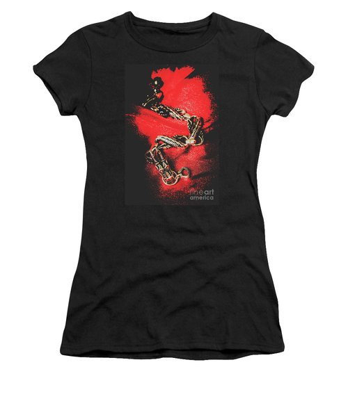Treasures From The Asian Silk Road Women's T-Shirt