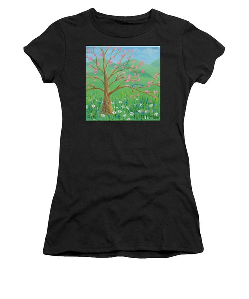Tree For Two Women's T-Shirt