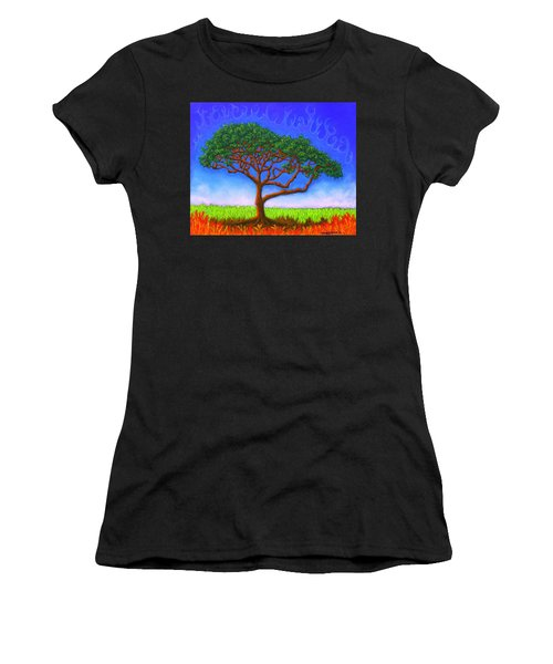 Tree Of Life 01 Women's T-Shirt (Athletic Fit)