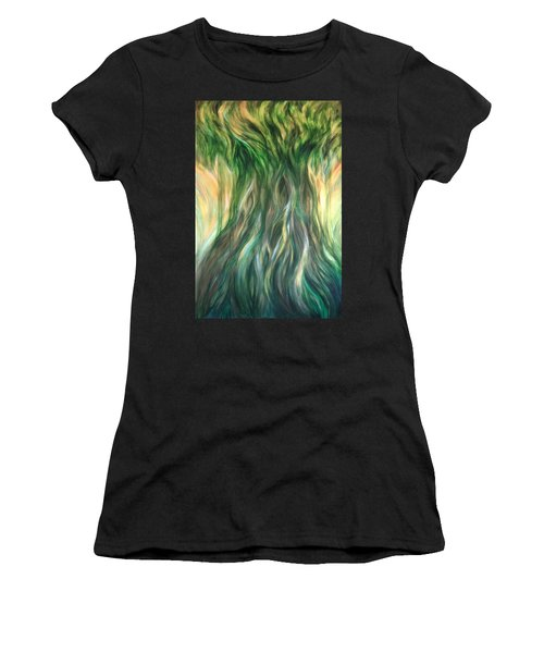 Tree Of Wisdom Women's T-Shirt