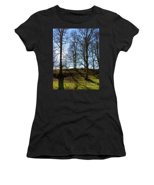 Tree Silhouettes Women's T-Shirt