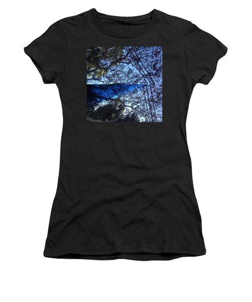 Tree Symphony Women's T-Shirt (Athletic Fit)