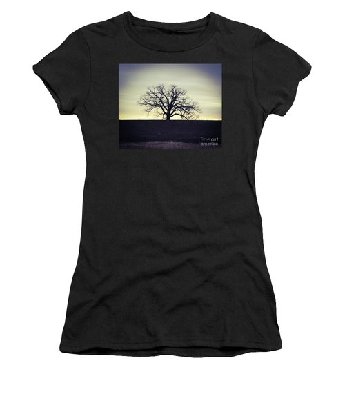 Tree5 Women's T-Shirt (Athletic Fit)