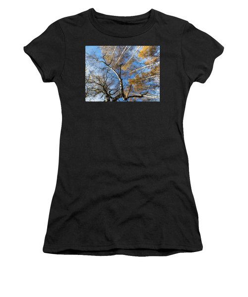 Trees Grow To The Sky Women's T-Shirt
