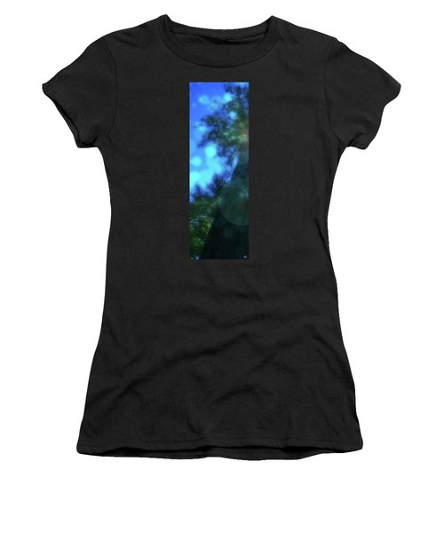 Trees Left Women's T-Shirt