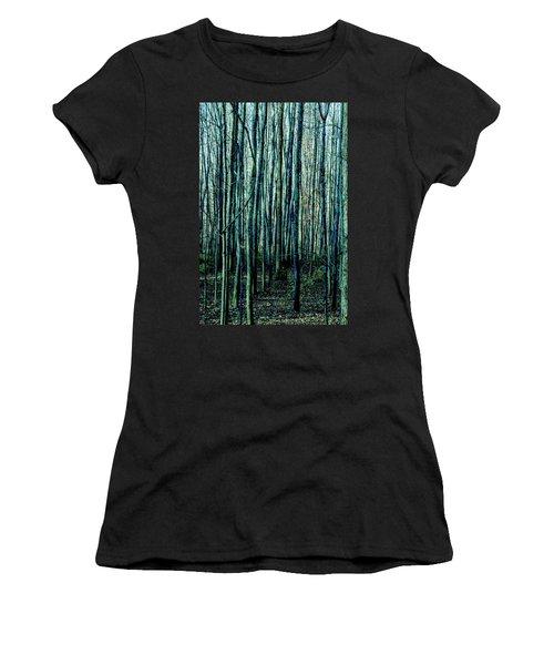 Treez Cyan Women's T-Shirt