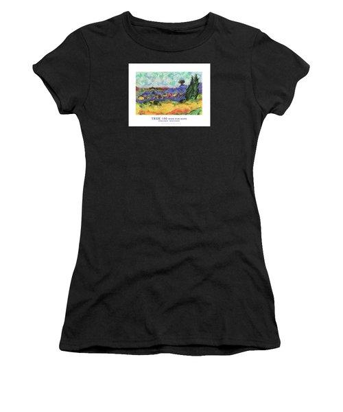 Trek 100 Poster Women's T-Shirt