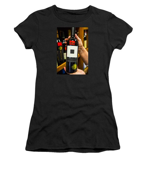 Tremendous Wine Women's T-Shirt (Athletic Fit)