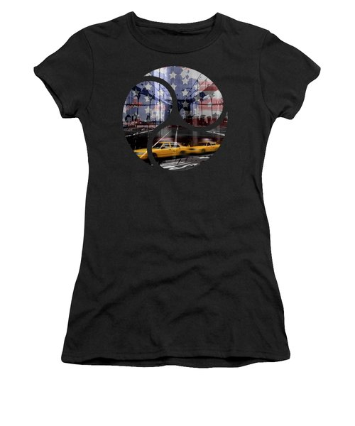 Trendy Design Nyc Composing Women's T-Shirt