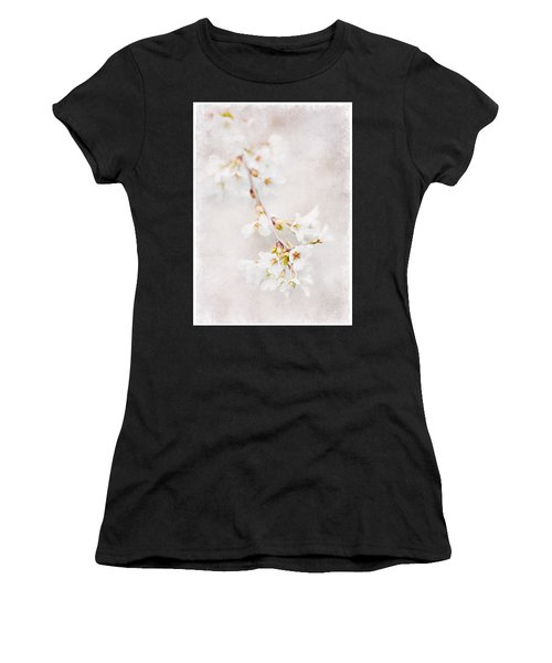 Triadelphia Cherry Blossoms Women's T-Shirt