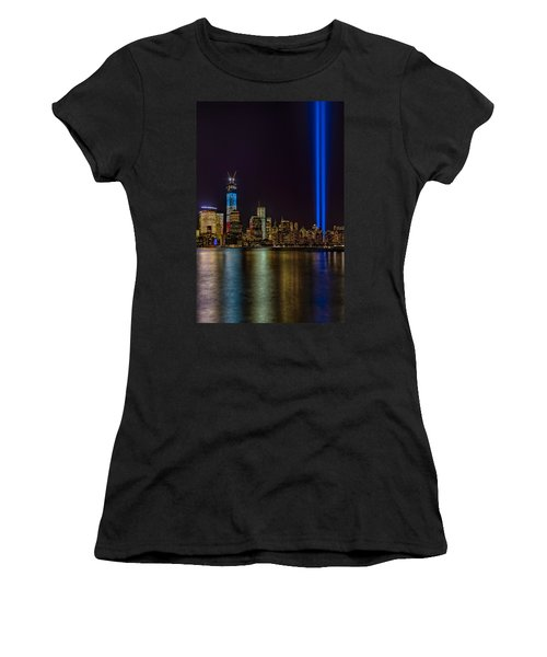 Tribute In Lights Memorial Women's T-Shirt
