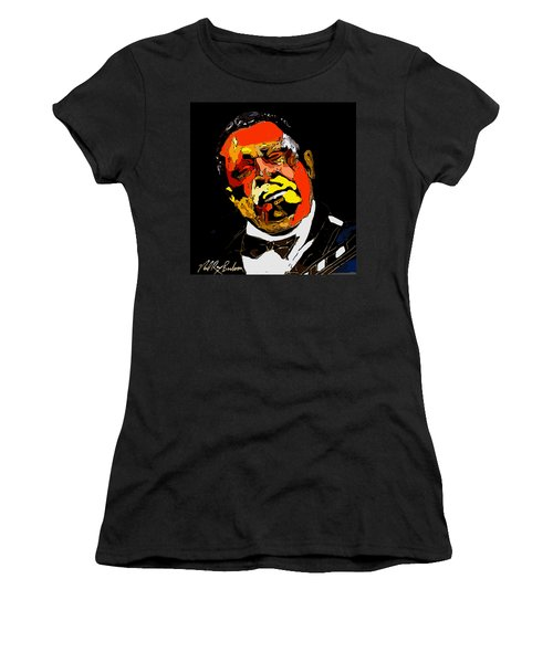 tribute to BB King reworked Women's T-Shirt