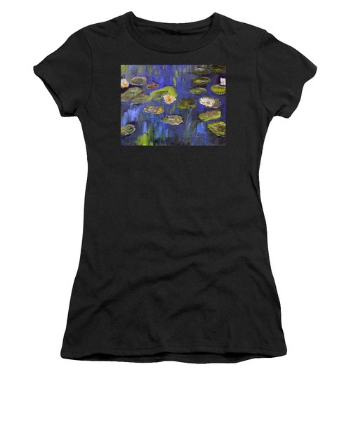 Tribute To Monet Women's T-Shirt