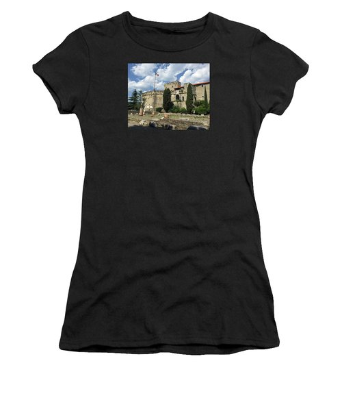 Trieste Castle San Giusto Italy Women's T-Shirt (Athletic Fit)