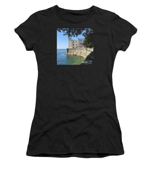 Trieste- Miramare Castle Women's T-Shirt