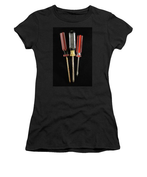 Trio Of Screwdrivers Women's T-Shirt