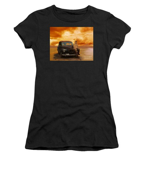 Trippin' With My '48 Austin A40 Women's T-Shirt