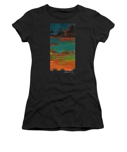 Triptych 3 Women's T-Shirt