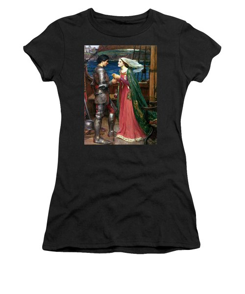 Tristan And Isolde With The Potion Women's T-Shirt