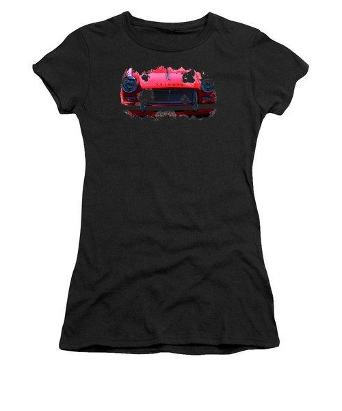 Triumph Women's T-Shirt (Athletic Fit)