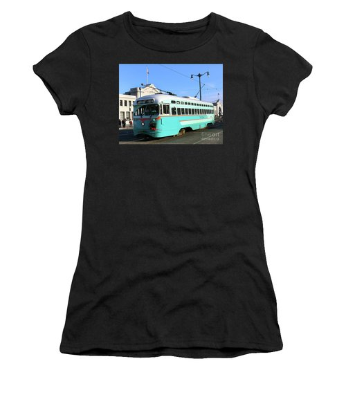 Trolley Number 1076 Women's T-Shirt