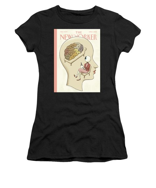 Trompe-l'oeil Women's T-Shirt