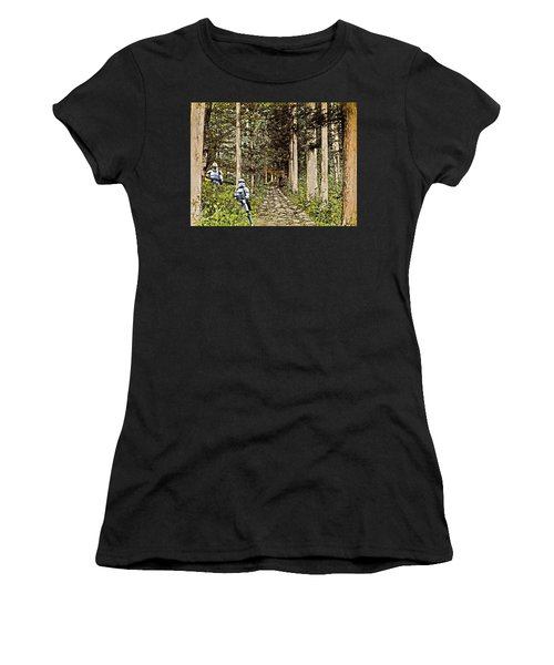 Troopers On The Planet Women's T-Shirt