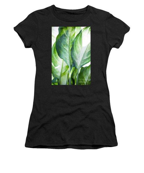 Tropic Abstract  Women's T-Shirt