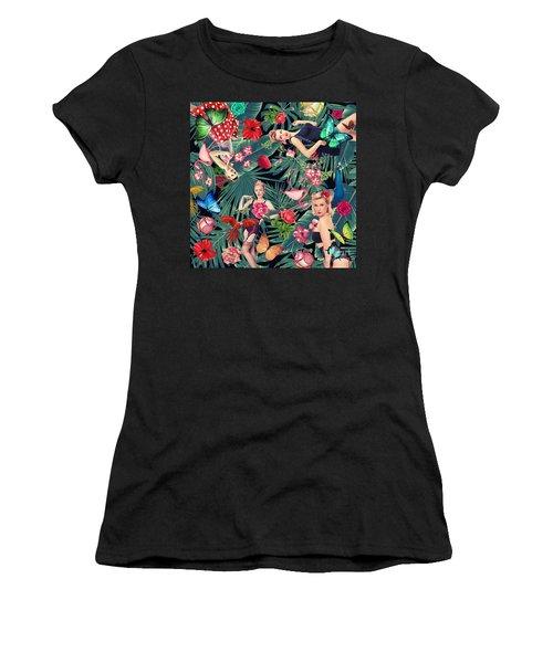 Tropical Fun Sexy  Women's T-Shirt