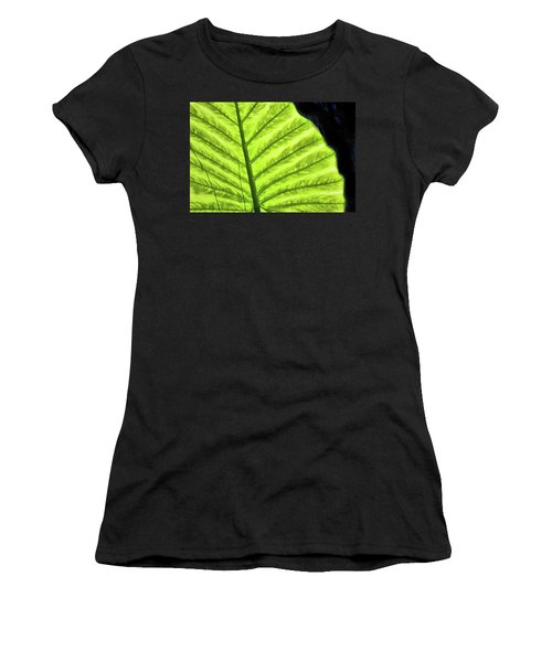 Tropical Leaf Women's T-Shirt