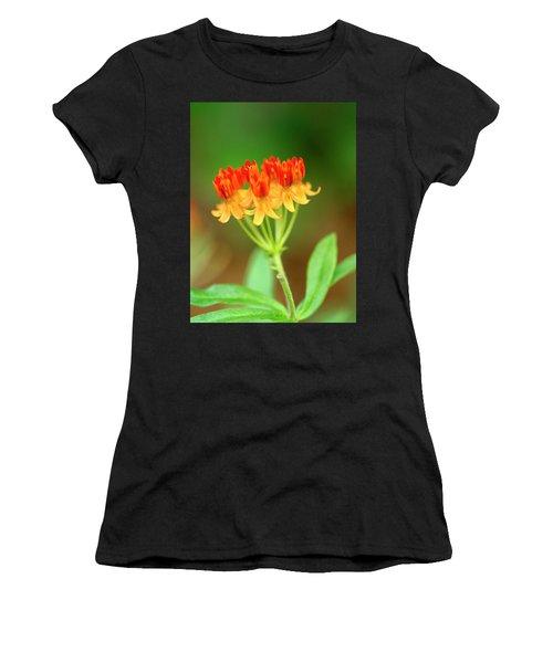 Tropical Milkweed Women's T-Shirt