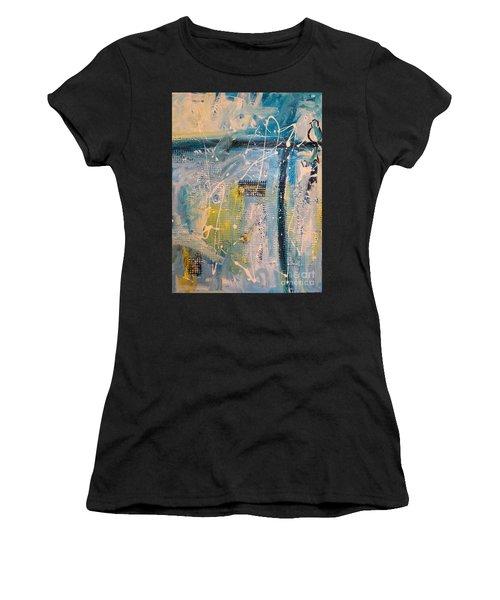 Tropicana Bird 01 Women's T-Shirt (Athletic Fit)