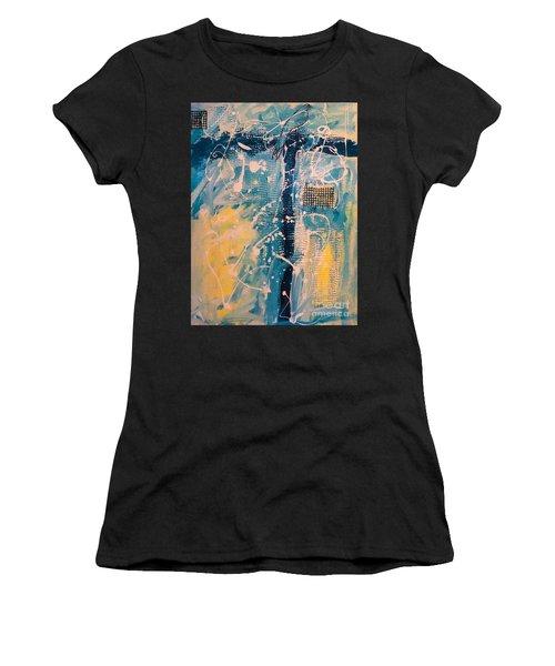 Tropicana Bird 03 Women's T-Shirt (Athletic Fit)
