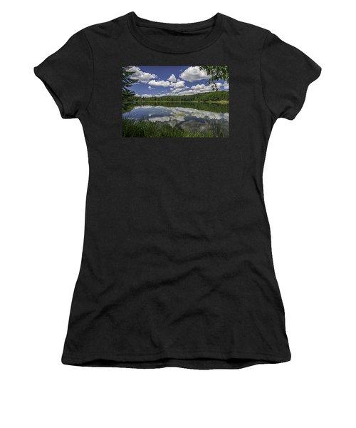 Trout Lake Women's T-Shirt (Athletic Fit)