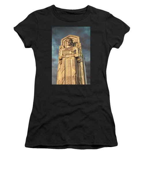 Truck Guardian Women's T-Shirt (Athletic Fit)