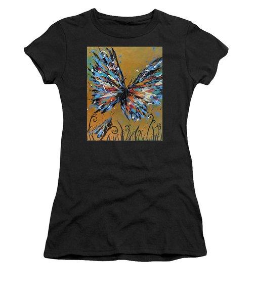True Colours Women's T-Shirt (Athletic Fit)