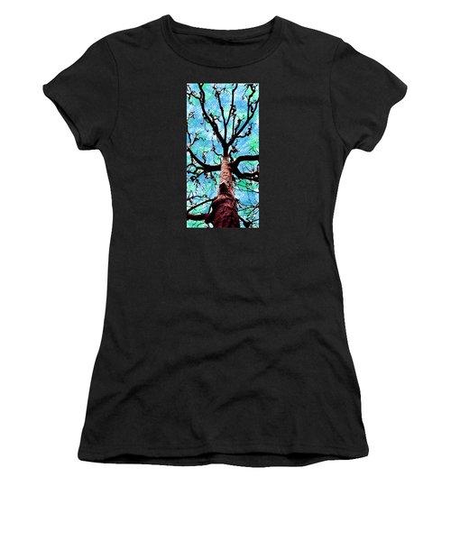 True Impression Women's T-Shirt (Junior Cut) by Patricia Arroyo