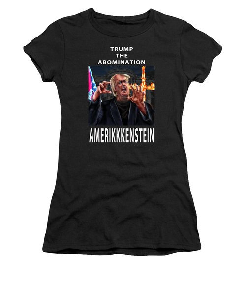 Trump The Abomination Women's T-Shirt