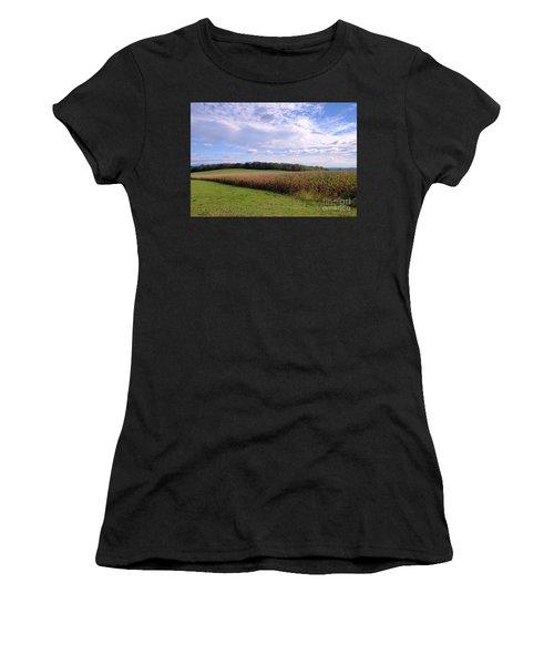 Trusting Harvest Women's T-Shirt
