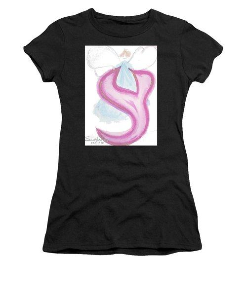 Tsade With An Angel Women's T-Shirt
