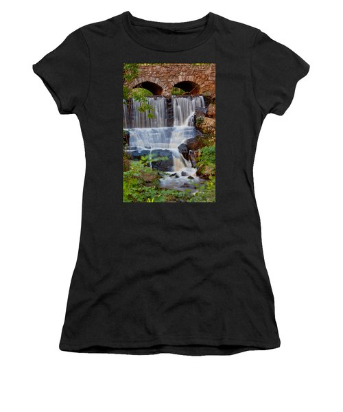 Tucked Away Women's T-Shirt (Athletic Fit)