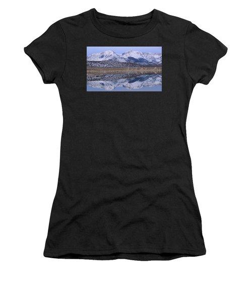 Tufa Dawn Winter Dreamscape Women's T-Shirt