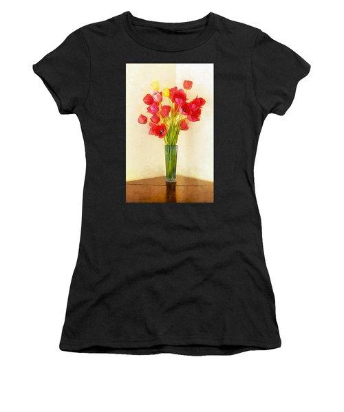 Tulip Bouquet Women's T-Shirt