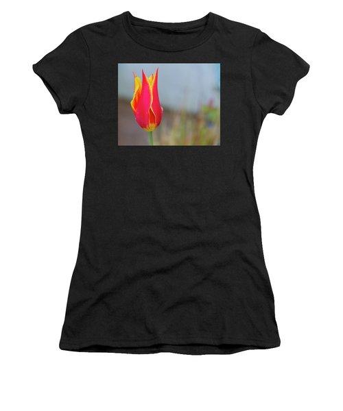 Tulip Fire Women's T-Shirt