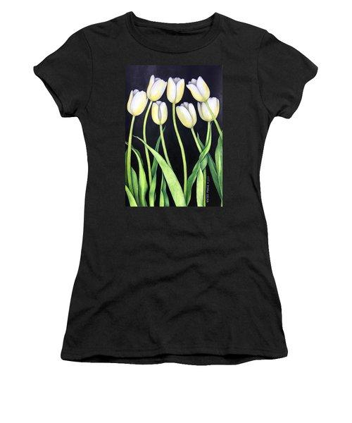 Tulip Women's T-Shirt (Athletic Fit)